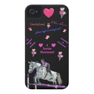 Caja rosada y púrpura de la casamata del iPhone 4  Case-Mate iPhone 4 Cobertura