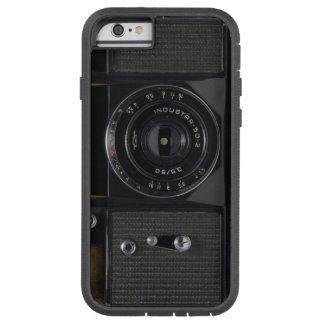 Caja rusa 1c de la CÁMARA XT Iphone del VINTAGE Funda Para iPhone 6 Tough Xtreme