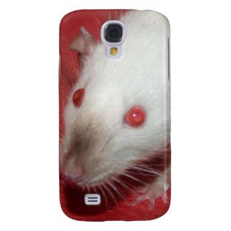 caja siamesa de la galaxia S4 de Samsung de la rat Funda Para Galaxy S4