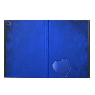 caja sin Kickstand - corazones del aire 2 del iPad