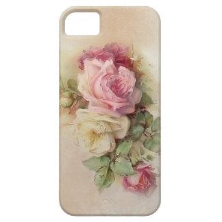 Caja subió vintage de la casamata del iPhone 5 iPhone 5 Carcasas