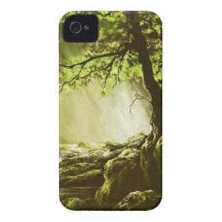 Caja Sunlit de Blackberry de los sueños Case-Mate iPhone 4 Carcasa