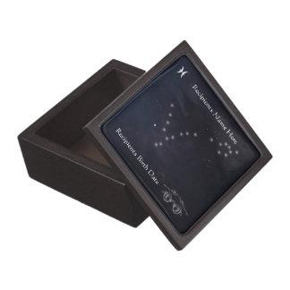 Caja superior del recuerdo de la colección del zod caja de recuerdo de calidad
