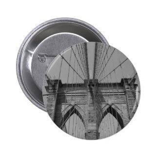 Caja/tarjeta del puente de Brooklyn Pin