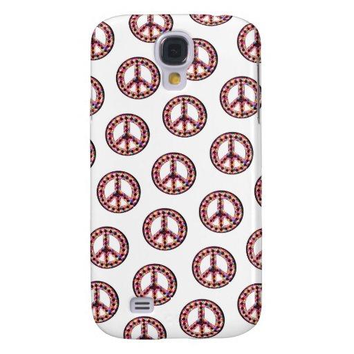 caja tejada paz de 5-Color IPhone 3 Funda Para Galaxy S4