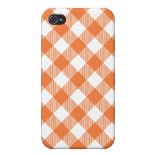 Caja tejida color de rosa coralina de Iphone 4 de  iPhone 4 Cárcasa