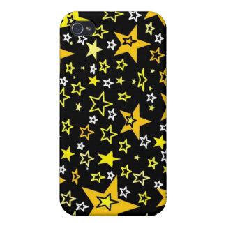Caja Tela-Embutida Fitted™ de IPhone 4S Speck® iPhone 4 Carcasa