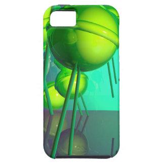 Caja tóxica del teléfono de Iphone 5/S del Funda Para iPhone SE/5/5s