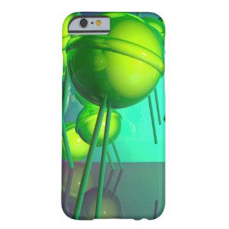 Caja tóxica del teléfono del Lollipop Funda Barely There iPhone 6