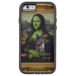 Caja traviesa del teléfono de la bruja de Mona Funda De iPhone 6 Tough Xtreme