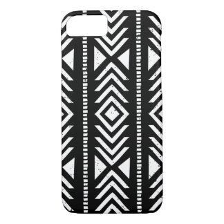 Caja tribal blanco y negro fresca del iPhone 7 del Funda iPhone 7