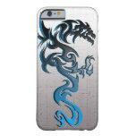 caja tribal del teléfono del dragón