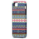 Caja tribal del teléfono móvil del modelo iPhone 5 Case-Mate cárcasas