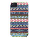 Caja tribal del teléfono móvil del modelo iPhone 4 carcasa