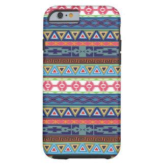 Caja tribal del teléfono móvil del modelo funda de iPhone 6 tough