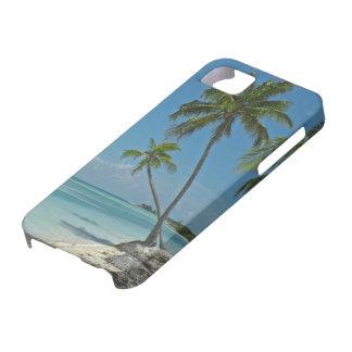 Caja tropical de la casamata de la playa iPhone5 iPhone 5 Cárcasas