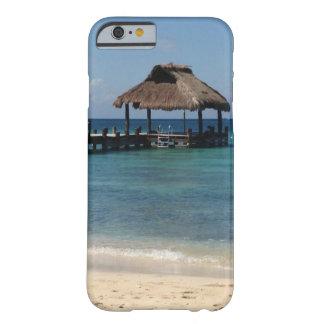 Caja tropical del teléfono de las vacaciones de la funda barely there iPhone 6