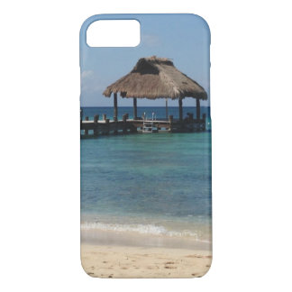 Caja tropical del teléfono de las vacaciones de la funda iPhone 7