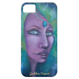 Caja universal del teléfono de la diosa I iPhone 5 Funda