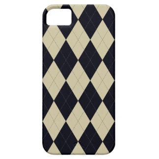Caja universal negra y poner crema del iPhone 5 de iPhone 5 Cobertura