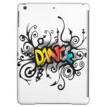 Caja urbana del aire del iPad de la danza