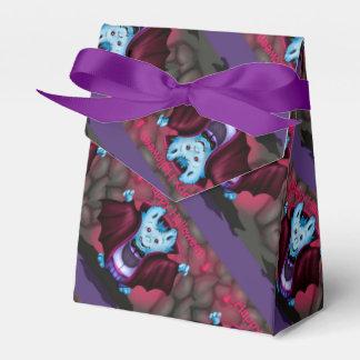 Caja VAMPY del favor de la tienda de HALLOWEEN del Caja Para Regalos
