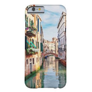 Caja veneciana del canal iPhone6 Funda De iPhone 6 Barely There