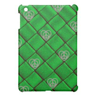 Caja verde atractiva del iPad de la estrella del r