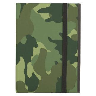 Caja verde clara del aire del iPad del iCase de
