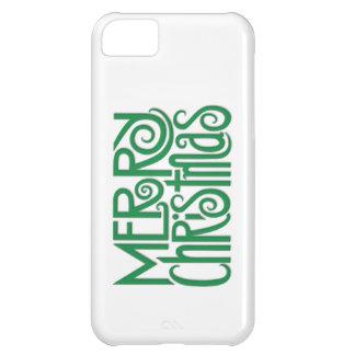 Caja verde de Barely There del iPhone 5 de las Fel
