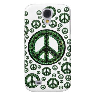 Caja verde de IPhone 3 de la Multi-Paz