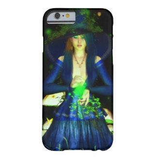 Caja verde de Magick Funda Barely There iPhone 6