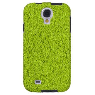 Caja verde de neón de la galaxia S4 de Samsung del Funda Para Galaxy S4