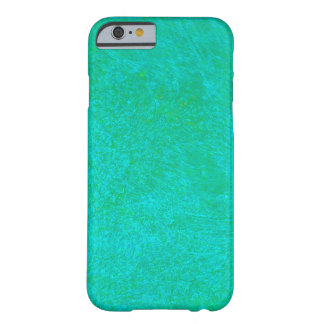 Caja verde de neón del iPhone 6 Funda Para iPhone 6 Barely There