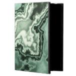 Caja verde del aire del iPad del mármol 2