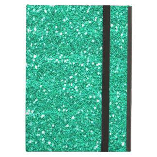Caja verde del aire del iPad del trullo