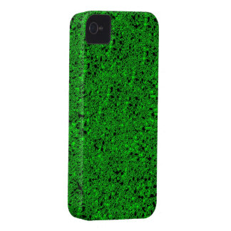 Caja verde del iphone 4 del brillo apenas iPhone 4 Case-Mate protectores