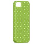 Caja verde del iphone 5 del lunar iPhone 5 protector