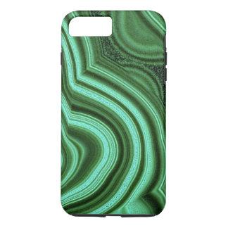 """""""Caja verde del iPhone 7 de la malaquita """" Funda iPhone 7 Plus"""