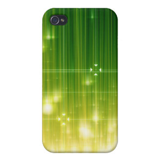 caja verde del iphone del diseño iPhone 4/4S funda