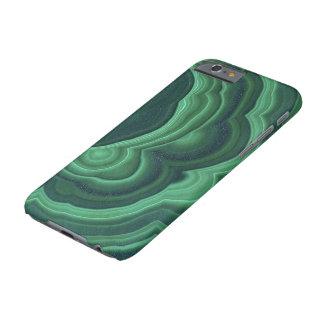 """""""Caja verde del teléfono de la malaquita """" Funda Barely There iPhone 6"""