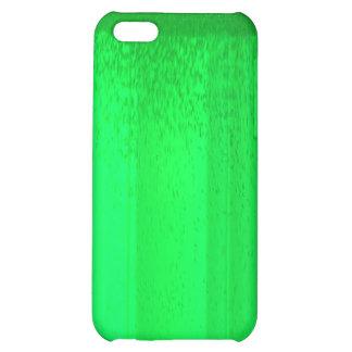 Caja verde divertida del iPhone de la cerveza