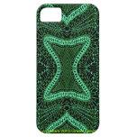 Caja verde IPod4 del sueño 2 iPhone 5 Case-Mate Cobertura