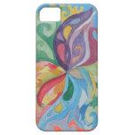 Caja vibrante colorida de la original iPhone5 iPhone 5 Case-Mate Fundas
