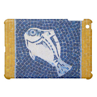Caja vibrante de la mota del iPad del mosaico de l