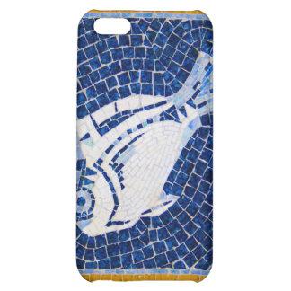Caja vibrante de la mota del iPhone 4 del mosaico