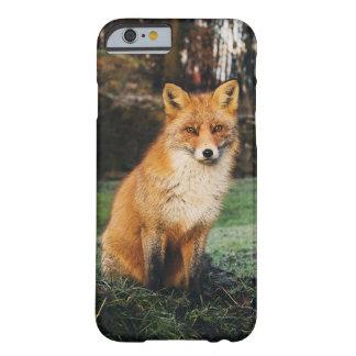 Caja vigilante del teléfono del Fox Barely There Funda Barely There iPhone 6