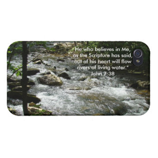 Caja viva 3 del agua iPhone 4/4S funda