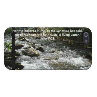 Caja viva 3 del agua iPhone 5 cobertura