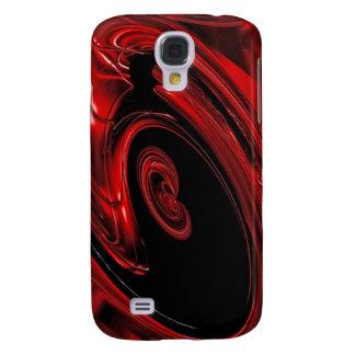 """Caja viva roja y negra de HTC del arte pop de la """""""